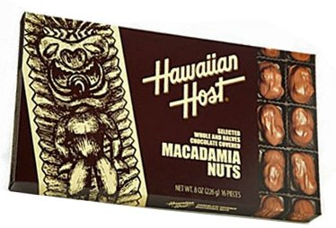 Hawaiian Host(ハワイアンホースト)のチョコレート