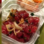 ホールフーズマーケットのポキ&ポキ丼が美味しい!