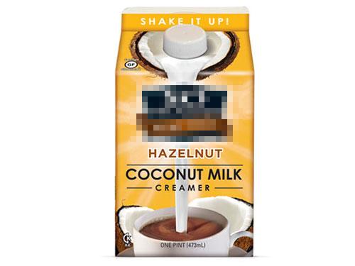 ココナッツミルククリーマー