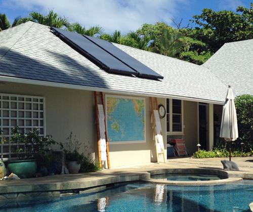 ハワイのレンタルハウス