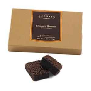 ビッグアイランドキャンディーズのチョコレートブラウニー
