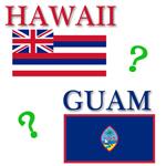 グアムとハワイの違いを8つのポイントで徹底比較! 旅行の値段、時差、距離は?