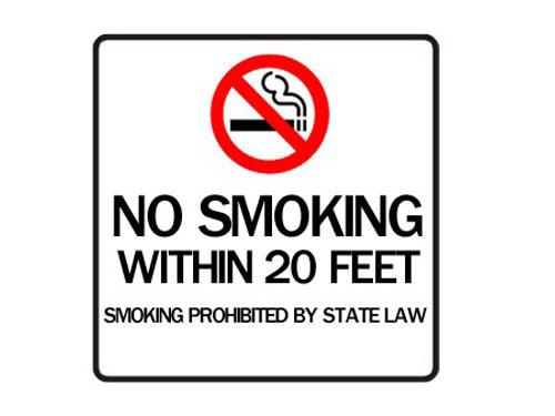 ハワイの禁煙エリア