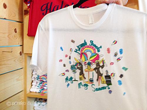 モヤさまコラボTシャツ