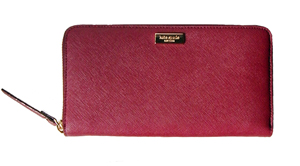 ケイトスペードの財布(kate spade  new york neda newbury lane  wallet)