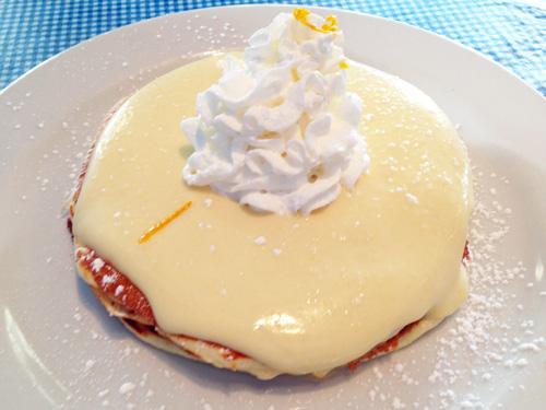 リリコイパンケーキ(モケズ)ハワイ