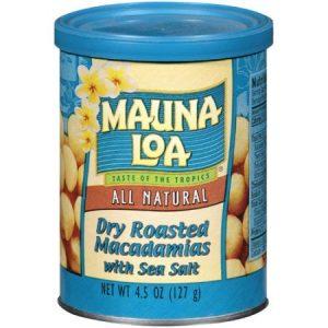 マウナロアマカデミアナッツ
