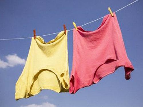 海外旅行先で洗濯