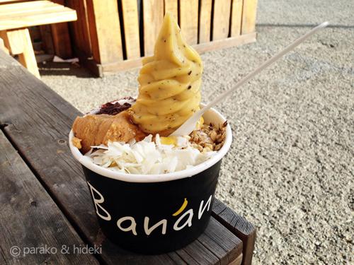 ハワイ バナン