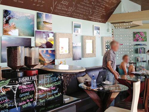 ハワイ アイランドブリューコーヒーハウス