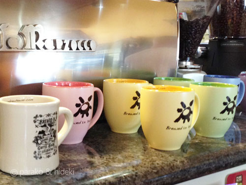 モーニングブリューマグカップ