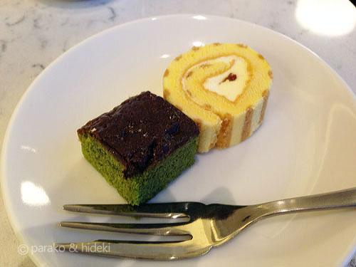 ユナイテッドクラブのケーキ