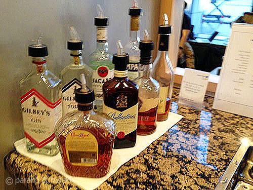 ユナイテッドクラブのアルコール類