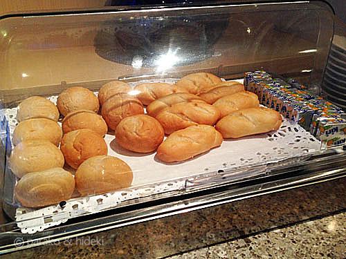 ユナイテッドクラブのパン