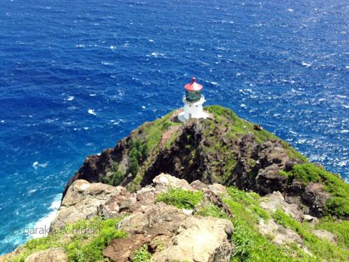 マカプウ灯台(マカプウライトハウス)