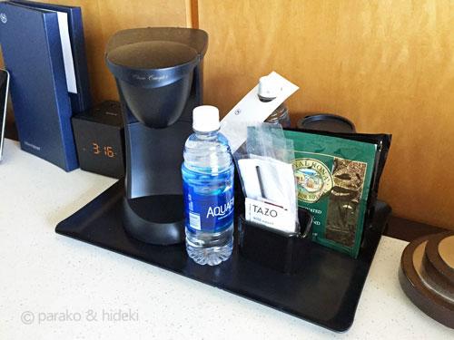シェラトンワイキキ コーヒーメーカー