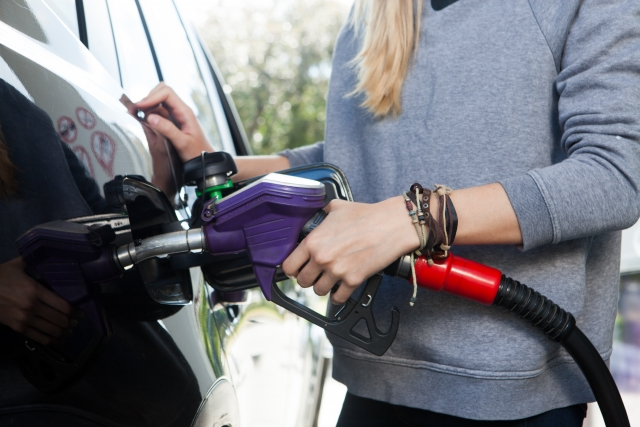ガソリンスタンドは英語でガスステーション