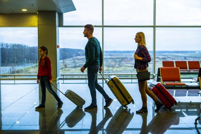 家族旅行の海外旅行保険