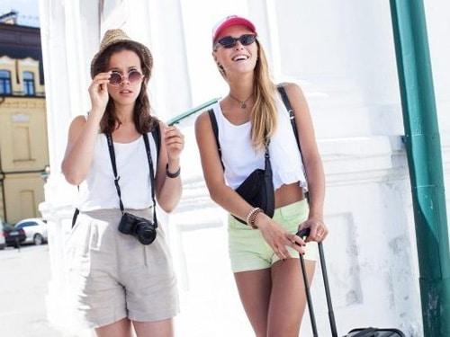 海外旅行の女性向け持ち物