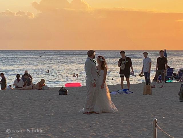 ピンクパレス(ロイヤルハワイアンホテル)結婚式