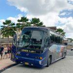 [ハワイ]ワイケレプレミアムアウトレット 送迎シャトルバス体験記