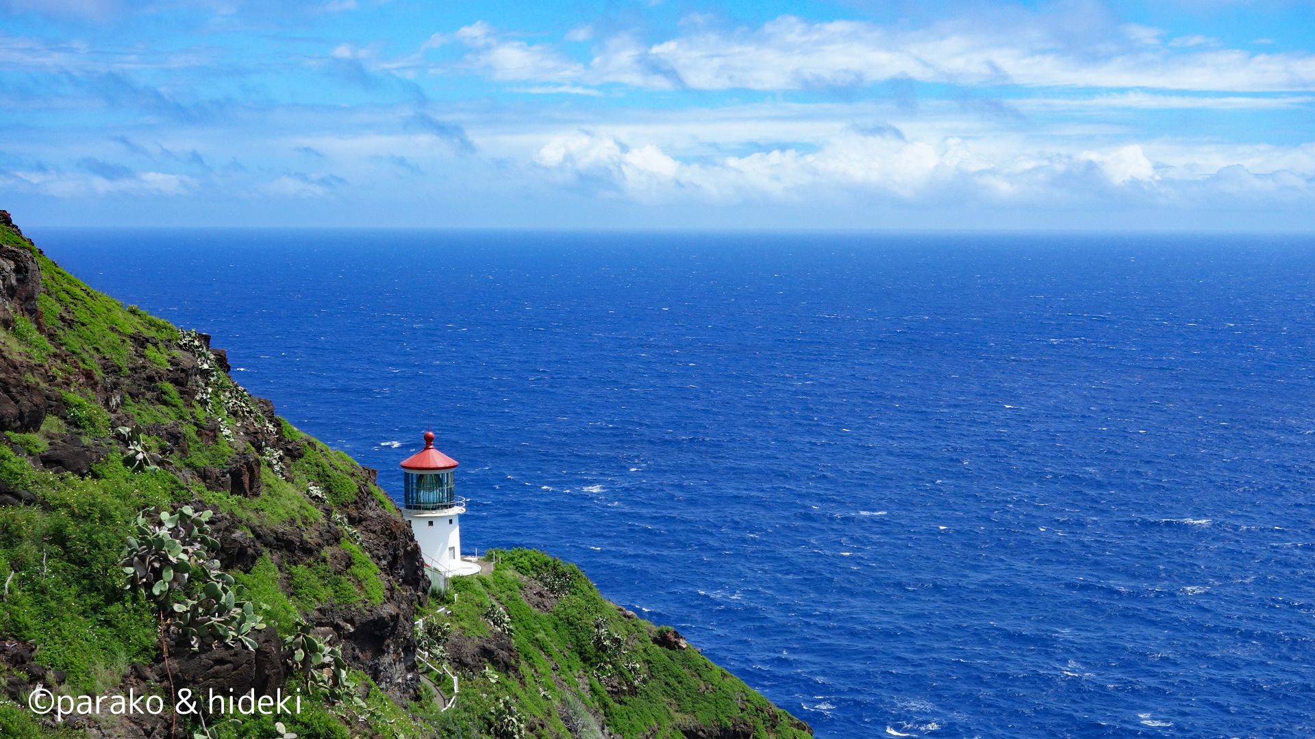 マカプウ灯台(Makapuu lighthouse)